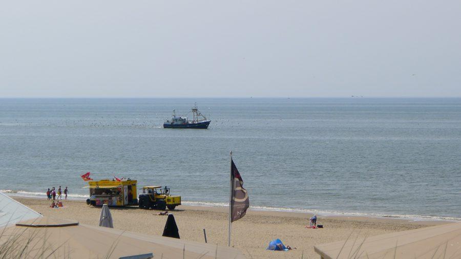 Zandvoort Northsea and beach - H2slOw