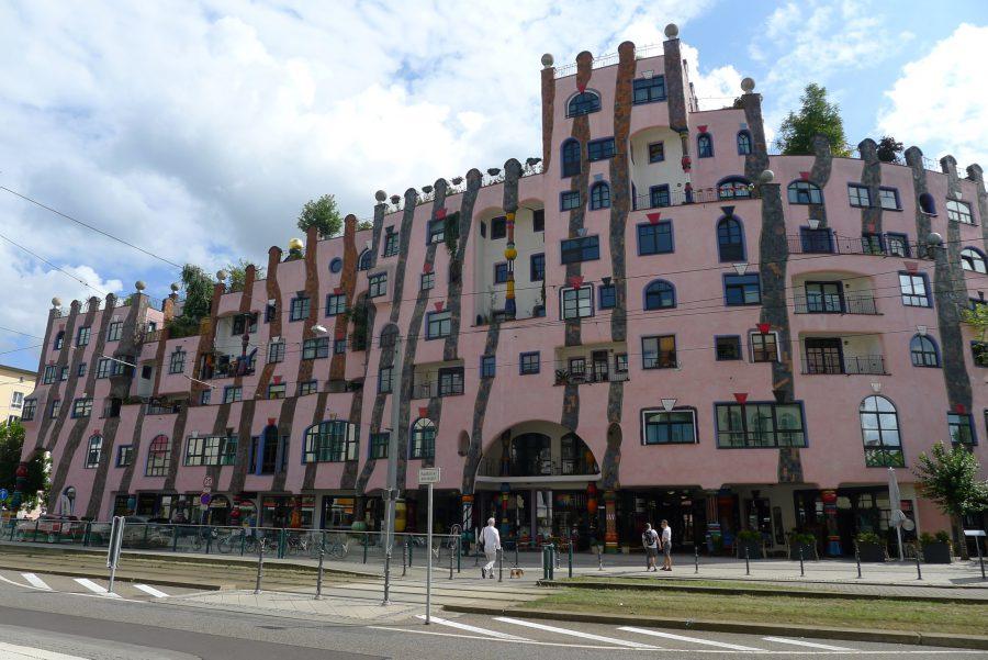 Magdeburg Grüne Zitadelle Hundertwasser - H2slOw
