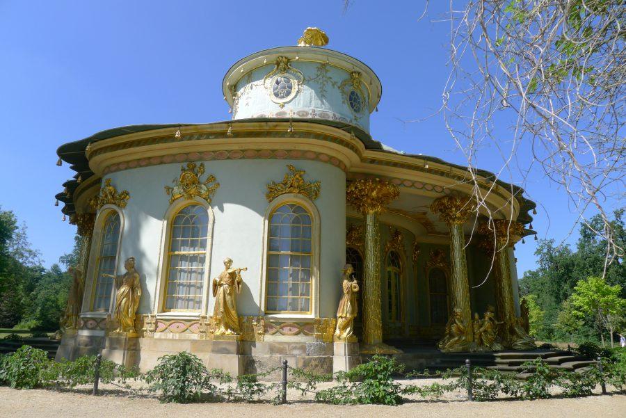 Potsdam Chinese house Sanssoucci - H2slOw