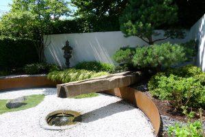 Berlin Dahlem - Japanese Zen garden - H2slOw
