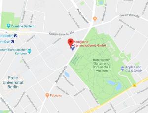 Königliche Gartenakademie Berlin - H2slOw