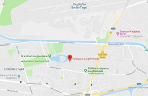 Berlin Volkspark Jungfernheide - H2slOw