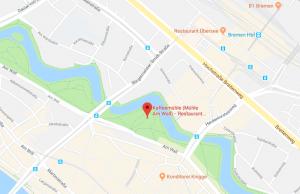 Bremen Mühle am Wall - H2slOw